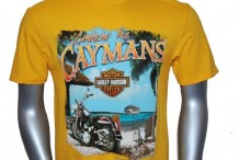 Cruzin' Cayman - Yellow